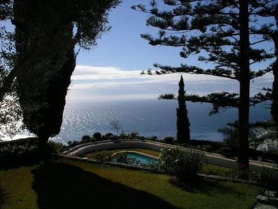 Photo for A beautiful house full of character and an exceptional panoramic view of the sea for 12 persons