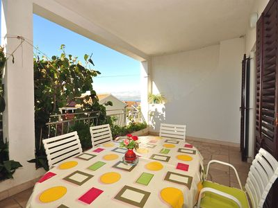 Photo for Apartments and Rooms Anka (31931-A2) - Supetar - island Brac