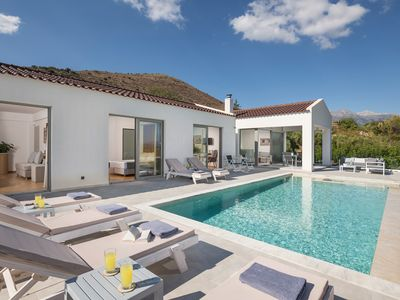 Photo for White Dream , Brand-New , Luxury Villa with Heated Private Pool!!!