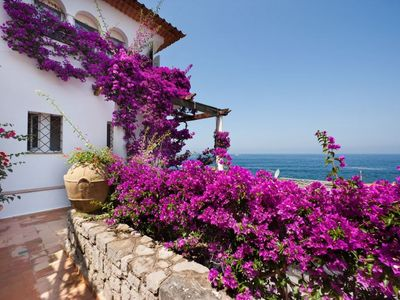 Photo for 3 bedroom Apartment, sleeps 6 with Pool, Air Con, FREE WiFi and Walk to Shops