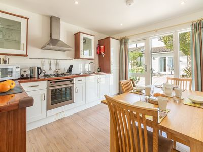 Photo for This cosy, single-storey cottage has everything you need to enjoy and relax.