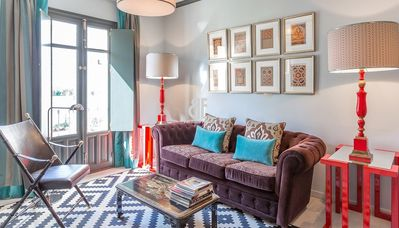 Photo for Homes In Blue - Apartment with 2 bedrooms and 1 bathrooms for 4 people located a few meters from the center of Seville