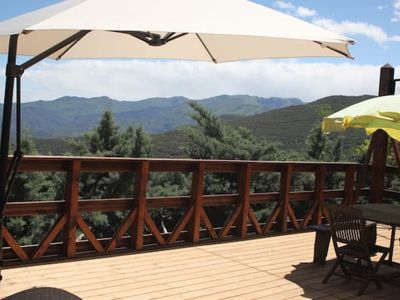 Photo for Chalet full nature - Panoramic view