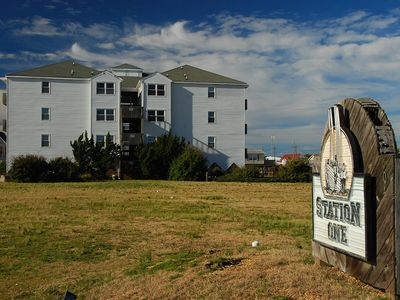 Photo for OBX2C at Station One 2 Bedroom Standard Condo, 0.2 Miles from Beach Access!