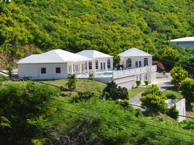 Family Friendly Private Villa,Caribbean Sea & Mountain Views With Pool