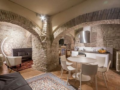 Photo for A DREAM IN THE HEART OF ASSISI: PERFECT LETIZIA HOLIDAY HOME