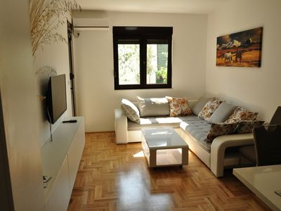 "Photo for 2-bedroom apartment ""Podmaine 20"" with a large terrace"