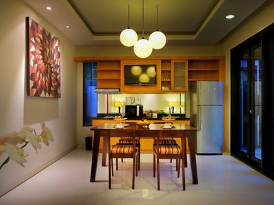 Photo for Perfect Location 5 Min to Seminyak Beach- 2 BR and Private Pool
