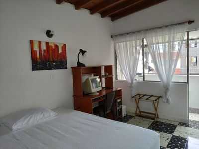Photo for 1BR Apartment Vacation Rental in Medellin, Antioquia