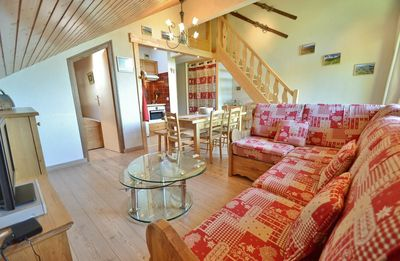 Photo for Cosy 3 bed duplex apt for 5 with stunning views!