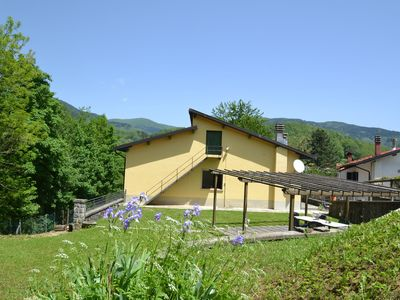 Photo for Detached house in the beautiful natural surroundings of San Marcello