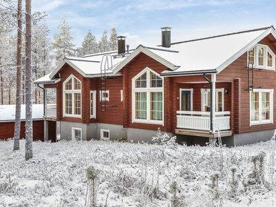 Photo for Vacation home Poronpurema a in Kittilä - 6 persons, 1 bedrooms