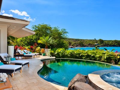 Photo for Coral Gardens Estate at Makena Bay - Private Ocean view Home