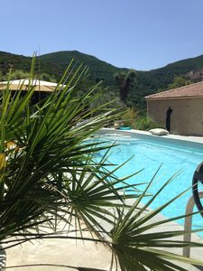 Photo for MAGNIFICENT APARTMENT BETWEEN BASTIA AND ST FLORENT!