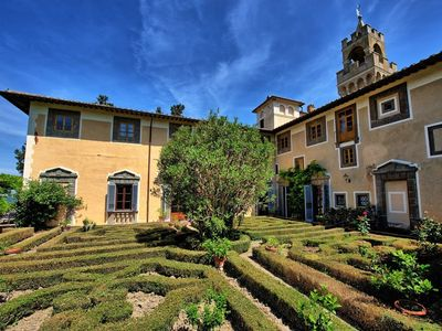 Photo for 3BR Apartment Vacation Rental in Montegufoni, Toscana