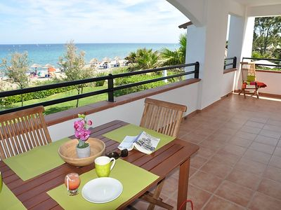 Photo for 2 bedroom Apartment, sleeps 6 in San-Nicolao with Pool, Air Con and WiFi