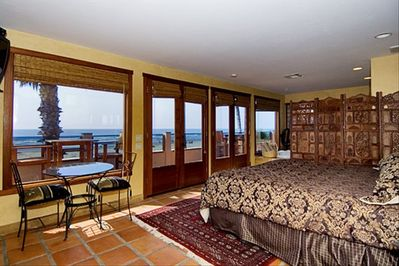 'The PAPI' Master Bedroom / Do you feel like a king yet ?  ( enough said )