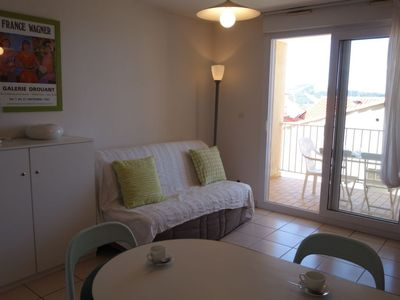 Photo for Apartment Thalacap in Banyuls sur mer - 4 persons, 1 bedrooms