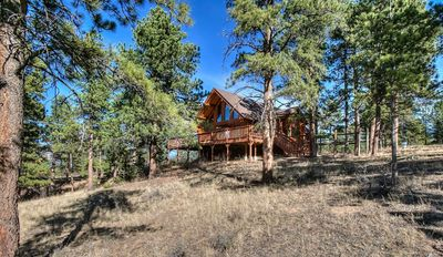 Photo for Private Log Home on Acreage