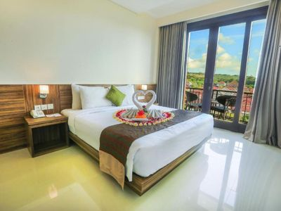 Photo for Junior Suite Room in Jimbaran Area, Unwind Yourself in this Secluded Resort