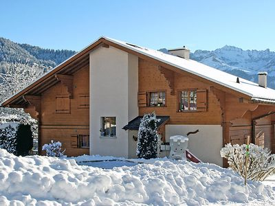 Photo for 2 bedroom Apartment, sleeps 5 in Chesières with WiFi