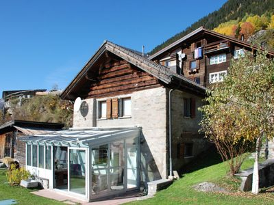 Photo for Vacation home Rustico Brugnasco in Airolo - 4 persons, 2 bedrooms