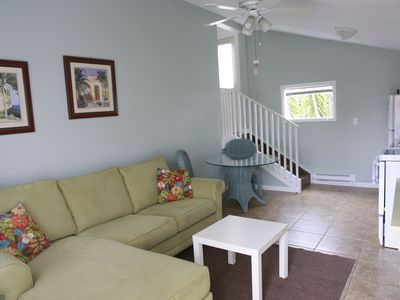 Photo for Renovated 1-Bedroom Just Steps To Beautiful Lido Beach