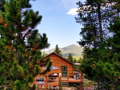 Photo for Mountain Escape Amazing Views on 1.5 acres Very Romantic or Great for the Family