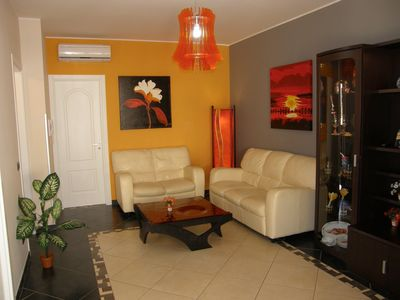 Photo for Apartment with exclusive terrace and free private parking