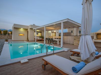 Photo for 2BR Villa Vacation Rental in Καμηλάρι, Κρήτη