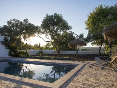 Photo for Charming house with pool 5km from Tavira