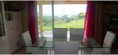 Photo for Guadeloupe between sea and mountain apartment 80m2 sea view in quiet commune