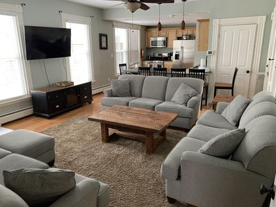 Photo for Downtown North Conway doesn't get any closer, Spacious, Luxury and Private