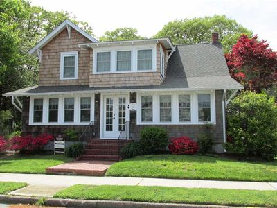 Photo for Quintessential Rehoboth Beach Home in 2nd Ocean Block - Walk Everywhere!