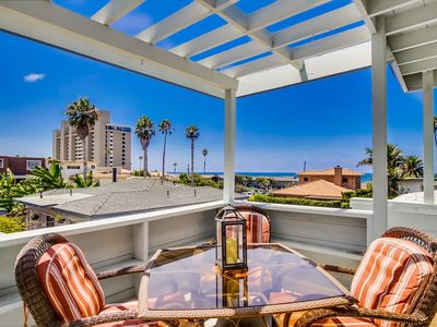 Photo for Private Ocean View Deck ☆ 2 Homes from Ocean