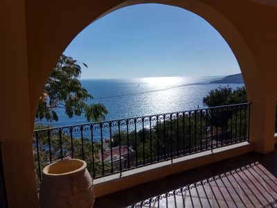 Photo for Amazing view and location on Plati gialos