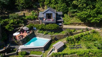 The Lodge and Pool