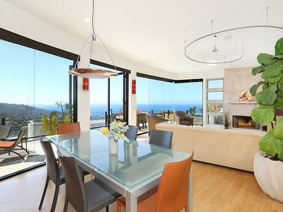 Photo for Contemporary Ocean View Villa In Laguna Beach