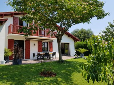 Photo for BEAUTIFUL HOUSE HENDAYE 500M FROM THE BEACH OF HENDAYE