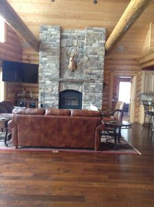 Log Cabin Living and the College World Series (CWS)