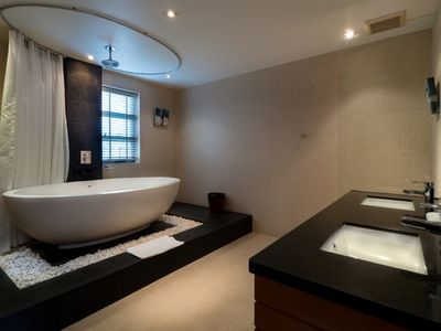 Photo for 2 BDR Private Pool Villa The Residence V207 @ Bangtao