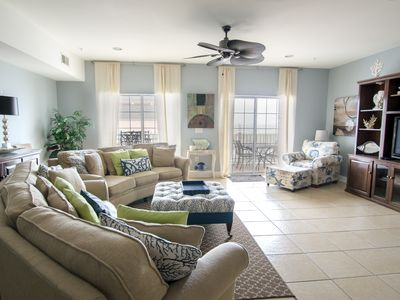 Photo for Beautiful Condo ~ 2 Master Suites ~ Ocean View ~