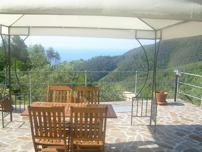 Photo for Holiday apartment Moneglia for 1 - 4 persons with 1 bedroom - Farmhouse