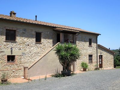 Photo for Apartment Le Colmate (GUA302) in Guardistallo - 6 persons, 2 bedrooms