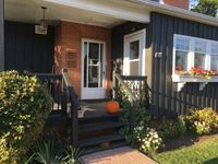 Great location, within walking distance to most of the features of Bobcaygeon