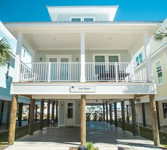 Photo for Love Shack|East Point Cottages|13 cottages|Gulf Shores|Across the street from the beach |Pool