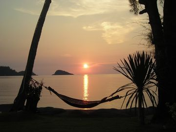 Exclusive beach front Villa On Koh Chang.