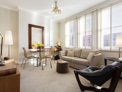 Photo for UP TO 20% OFF - Smart 2 bed property located in leafy Hampstead (Veeve)