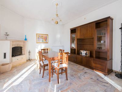 Photo for Big bright apartment with 4 bedrooms and 2 bathrooms and terrace