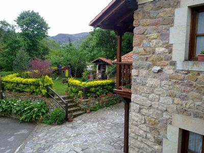 Photo for 1BR Cottage Vacation Rental in Cabuérniga, Cantabria